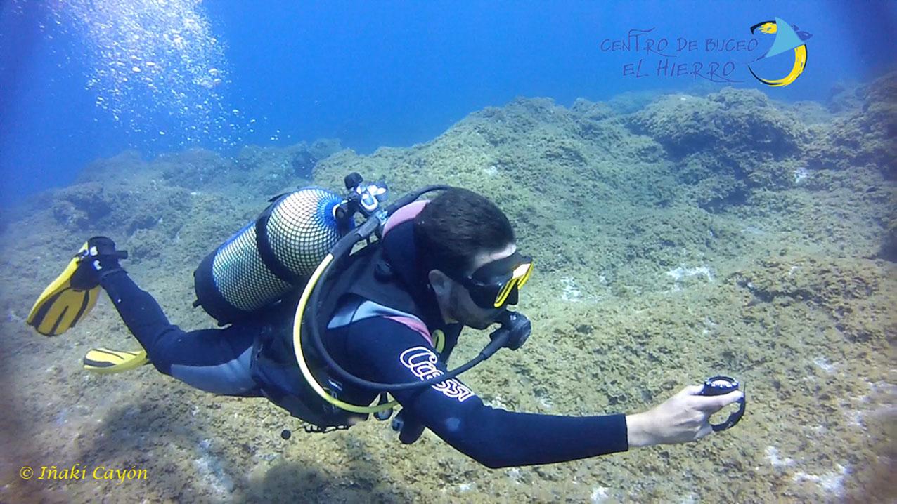 Curso Easy Diver - Centro de Buceo El Hierro